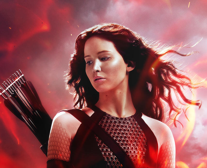 The Hunger Games: Catching Fire Photos + Posters