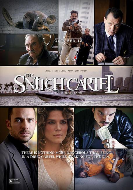 The Snitch Cartel (El Cartel De Los Sapos) Photos + Posters