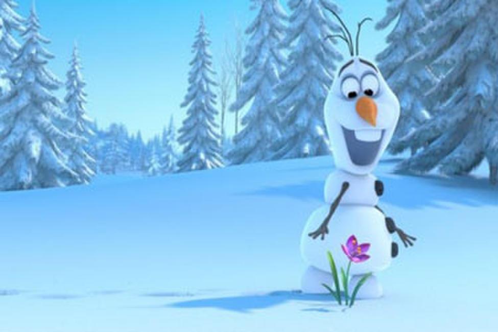 Frozen 3D Photos + Posters