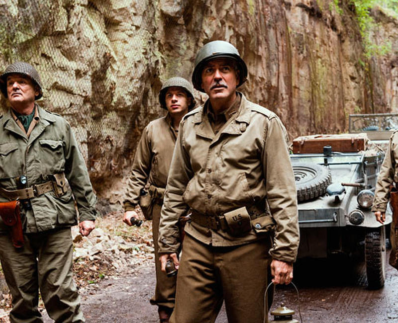 The Monuments Men Photos + Posters