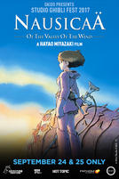 Nausicaä of the Valley of the Wind – Studio Ghibli Fest 2017 showtimes and tickets