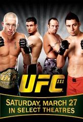 UFC 111: St-Pierre vs. Hardy showtimes and tickets