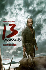13 Assassins showtimes and tickets