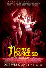 Lord of the Dance 3D showtimes and tickets