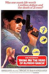 Bring Me The Head Of Alfredo Garcia/The Ballad of Cable Hogue showtimes and tickets