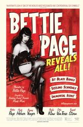 Bettie Page Reveals All showtimes and tickets