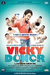 Vicky Donor showtimes and tickets