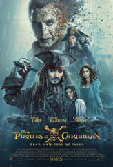 Pirates of the Caribbean: Dead Men Tell No Tales showtimes and tickets