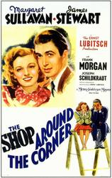Shop Around the Corner / The Merry Widow, The showtimes and tickets