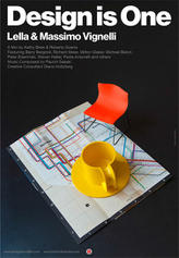 Design Is One: Lella & Massimo Vignelli showtimes and tickets
