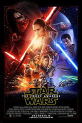 Star Wars: The Force Awakens showtimes and tickets
