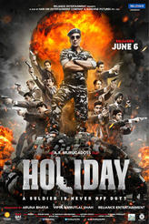 Holiday (2014) showtimes and tickets