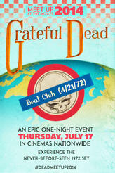 Grateful Dead Meet Up 2014 showtimes and tickets