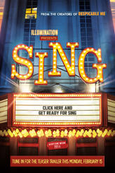 Sing  showtimes and tickets