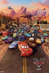 Cars (2006) showtimes and tickets