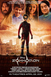 Zokkomon showtimes and tickets