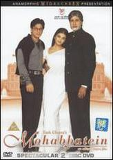 Mohabbatein showtimes and tickets