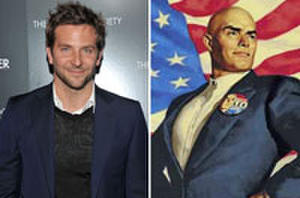 Rumor: Bradley Cooper as Lex Luthor in 'Man of Steel?'