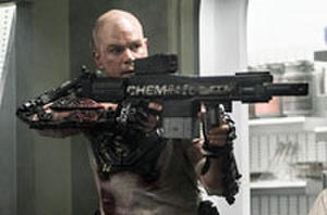 Robots Everywhere: Mech-Warrior Matt Damon in Extended 'Elysium' Trailer; Guillermo del Toro Talks 'Pacific Rim' Robots