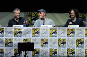 Comic-Con Hall H: 8 Things We Learned at 'EW' Visionaries Panel with Marc Webb, Alfonso Cuaron and Edgar Wright