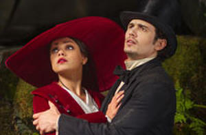 Five Word Film Review: Oz the Great and Powerful