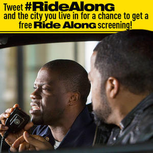 Find Out How You Can See 'Ride Along' Before Its Wide Release Date