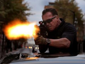Trailer: Schwarzenegger Is Back to Take on a Drug Cartel in 'Sabotage'