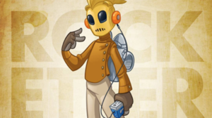 Artwork: Our Favorite Artists Celebrate 'The Rocketeer' 25th Anniversary