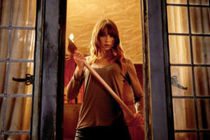 'You're Next' Final Girl Sharni Vinson Is Game for More Action