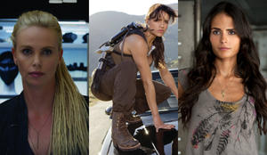 'FAST' Ladies: The Women of the 'Fast and Furious' Franchise
