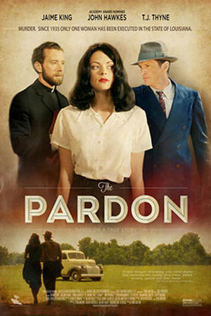 "Poster for ""The Pardon."""