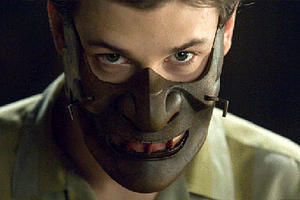 "Gaspard Ulliel as Hannibal Lecter in ""Hannibal Rising."""