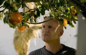 """A scene from """"Adam's Apples."""""""