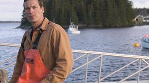 """Thomas Hildreth as Eben Cole in """"Islander."""""""