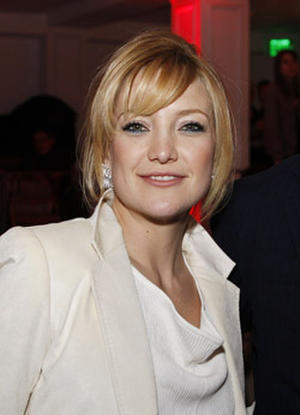 """Actress Kate Hudson at the after party of the Hollywood premiere of """"Fool's Gold."""""""