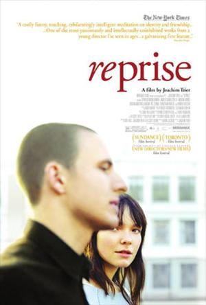 "Poster art for ""Reprise."""