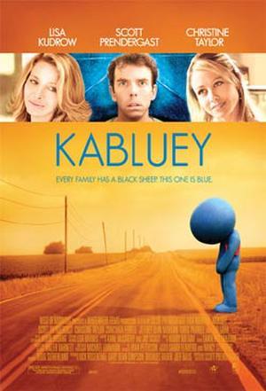 """Poster art for """"Kabluey."""""""