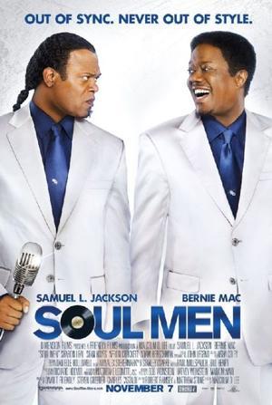 """Poster Art for """"Soul Men."""""""