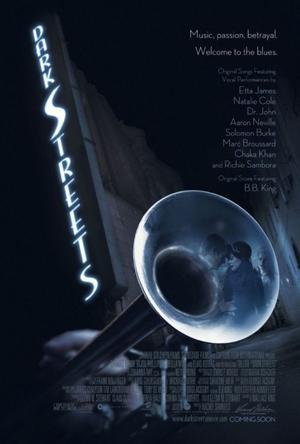 """Poster Art for """"Dark Streets."""""""
