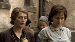 """A scene from """"Blessed Is the Match: The Life and Death of Hannah."""""""