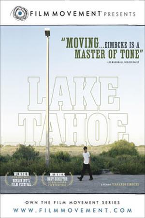 "Poster art for ""Lake Tahoe."""