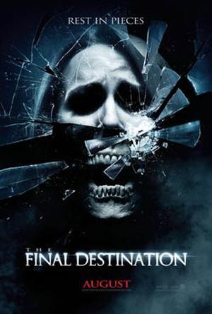 "Poster art for ""Final Destination: Death Trip."""