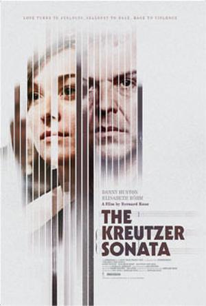 """Poster art for """"The Kreutzer Sonata."""""""