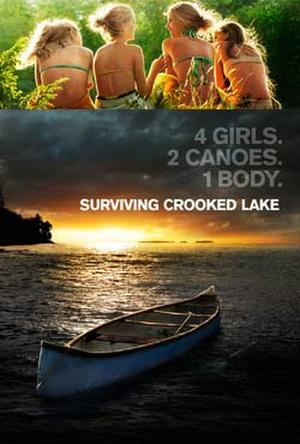 """Poster art for """"Surviving Crooked Lake."""""""