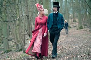 "Abbie Cornish as Fanny Brawne and Ben Whishaw as John Keats in Jane Campion's ""Bright Star"""