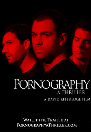 "Poster art for ""Pornography: A Thriller."""