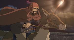 "A scene from ""Tales From Earthsea."""