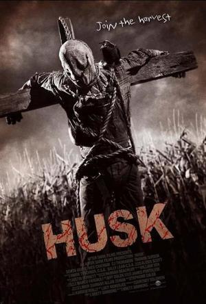 """Poster art for """"Husk."""""""