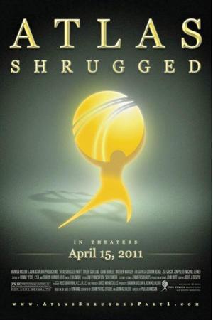 """Teaser poster art for """"Atlas Shrugged."""""""