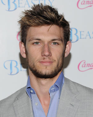 """Alex Pettyfer at the California premiere of """"Beastly."""""""